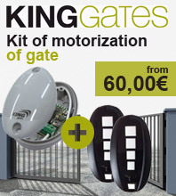 KING-GATES Gate Operators